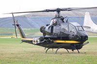 N589HF @ YIP - AH-1F