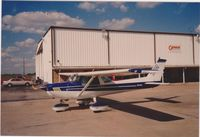 N64822 @ AXH - I was the owner of this Cessna 152 from September 1993 to August 1997.  As all pilots can attest--this was the love of my life at the time. - by Jerry Haley