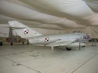N1426D @ TMK - MiG 17F at the Tillamook Air Museum - by Eric Olsen