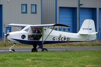 G-SCPD @ EGBO - @ the autumn fly-in. - by Paul Massey