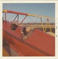 C-FOTW - Jules I. Gilpatrick Jr. seated in N34344 Feb. 1965 - by MarkVIIMike