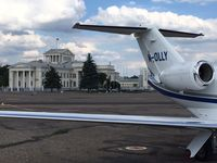 M-OLLY @ MINS - One of the last flights to MINSK I - by Reiner Ehrle
