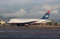N769US @ KPHX - Airbus A319