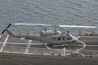 HA18-14 @ LMML - Agusta Bell AB-212 HA.18-14 of Spanish Navy