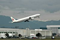 B-2037 @ YVR - On the way to Beijing - by metricbolt