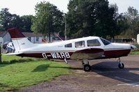 G-WARB @ EGBO - Resident @ Wolverhampton(Halfpenny Green). ex:-N41286. - by Paul Massey