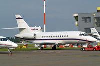 HB-IUW @ EBAW - Dassault Falcon 900B [150] (Jet Aviation Business Jets AG) Antwerp-Deurne~OO 11/08/2010
