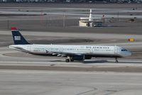 N545UW @ KLAS - Airbus A321