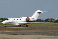 N750NS @ EBAW - Cessna Citation X [750-0172] Antwerp-Deurne~OO 11/08/2010