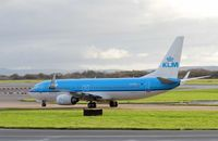 PH-BXV @ EGCC - At Manchester - by Guitarist