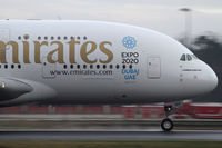 A6-EDP @ EDDF - Take off to DXB - by Jens Achauer