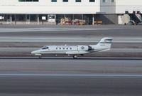 84-0079 @ KLAS - Learjet C-21A - by Mark Pasqualino