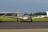 OO-RAG @ EBAW - Piper PA-32R-301 Saratoga SP [3213004] Antwerp-Deurne~OO 11/08/2010