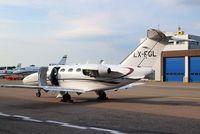 LX-FGL @ EBAW - Cessna Citation Mustang [510-0132] (Flying Group) Antwerp-Deurne~OO 11/08/2010