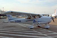 D-EKAA @ EBAW - Cessna 172S Skyhawk SP [172S-10956] Antwerp-Deurne~OO 11/08/2010 - by Ray Barber