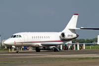 CS-DLE @ EBAW - Dassault Falcon 2000EX EASy [127] (NetJets Europe) Antwerp-Deurne~OO 11/08/2010 - by Ray Barber