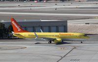 C-GUUL @ KLAS - Boeing 737-800 - by Mark Pasqualino