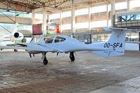 OO-SFA @ EBAW - Diamond DA-42 Twin Star [42.340] (Sabena Airline Training Centre) Antwerp-Deurne~OO 11/08/2010