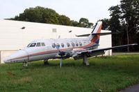 OO-IBL @ EBAW - Handley Page HP.137 Jetstream Series 200 [241] Antwerp-Deurne~OO 11/08/2010