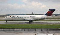 N608AT @ ATL - Delta