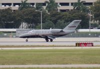 N608MM @ PBI - Citation CJ1