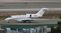 N610HC @ LAX - Citation 750