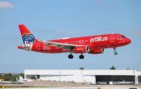 N615JB @ FLL - Jet Blue NYFD