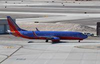 N8324A @ KLAS - Boeing 737-800 - by Mark Pasqualino