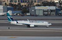 C-FDMB @ KLAS - Boeing 737-800 - by Mark Pasqualino
