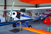 D-ENQO @ EBAW - Piper PA-18-150 Super Cub [18-8202] Antwerp-Deurne~OO 11/08/2010