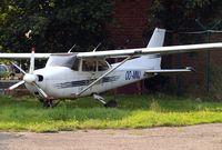 OO-MMJ @ EBAW - Cessna 172R Skyhawk [172-80361] Antwerp-Deurne~OO 11/08/2010