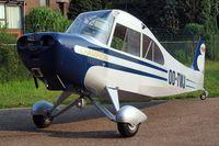 OO-TWJ @ EBAW - Aeronca 7AC Champion [7AC-3625] Antwerp-Deurne~OO 11/08/2010. On rebuild.