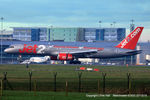 G-LSAI @ EGCC - Jet2 - by Chris Hall