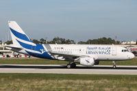 5A-WLB @ LMML - A319 5A-WLB Libyan Wings - by Raymond Zammit
