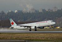 C-FGKP @ YVR - AC1162 to Toronto. - by metricbolt