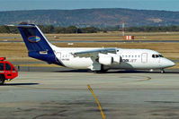 VH-YAD @ YPPH - British Aerospace BAe 146-200 [E2097] (National Jet Systems) Perth-International~VH 29/03/2007