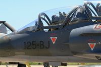 354 @ LFSX - Dassault Mirage 2000N (125-BJ), Close view of cockpit, Luxeuil-Saint Sauveur Air Base 116 (LFSX) Open day 2015 - by Yves-Q