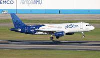 N709JB @ TPA - Jet Blue Exede