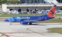 N715SY @ FLL - Sun Country