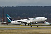 C-FCSX @ YVR - Take off from YVR - by metricbolt