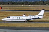 VH-ZYH @ YPPH - IAI 1124-2 Westwind [376] (Kestral Aviation) Perth-International~VH 29/03/2007