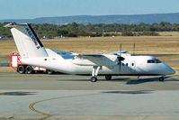 VH-QQA @ YPPH - De Havilland Canada DHC-8-102 Dash 8 [005] (Maroomba Airlines) Perth-International~VH 29/03/2007