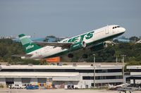 N746JB @ FLL - New York Jets