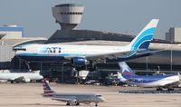 N761CX @ MIA - ATI 767-200