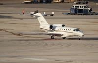 N765XJ @ MIA - Citation X