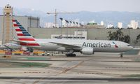 N767AJ @ LAX - American