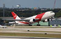 N767DA @ FLL - Dynamic 767-200