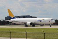 N771QT @ MIA - Tampa Cargo