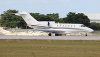 N772XJ @ FLL - Citation X