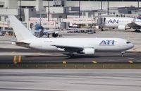 N791AX @ MIA - ATI 767-200